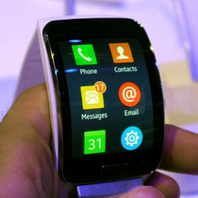 Samsung Gear S, the smartwatch that lets you make phone calls, is available now in the US
