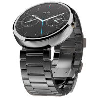 Motorola Moto 360 now has more watch faces to choose from