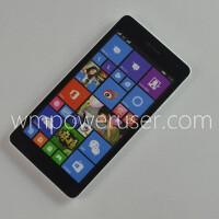 Photos of the Microsoft Lumia 535 dummy unit leak