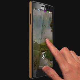 Xolo Q1020 is an affordable Android smartphone that features wooden edges