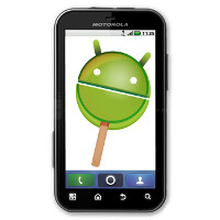 2010's Motorola Defy is currently the oldest device to get a taste of Android 5.0 Lollipop, defies expectations