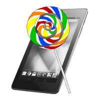 Android Lollipop factory image for the Nexus 7 (2012) leaks - possibly final