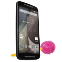 The first phone to get a Lollipop update - Android 5.0 starts rolling out to Moto G (2014)
