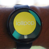 Android Wear Lollipop upgrade detailed