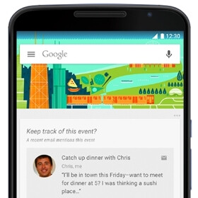 New Google app with Material Design update starts rolling out