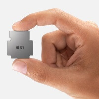 Apple Watch components enter production, S1 processor and Force Touch Retina display in sight