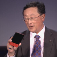 BlackBerry Passport in red available in limited quantities starting Friday