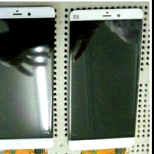 Alleged Xiaomi Mi 5 design leaks out, side bezels begone