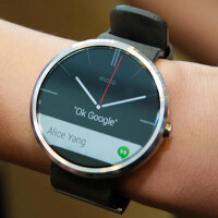Motorola Moto 360 now on sale from T-Mobile's website; wearable in carrier's stores November 19th