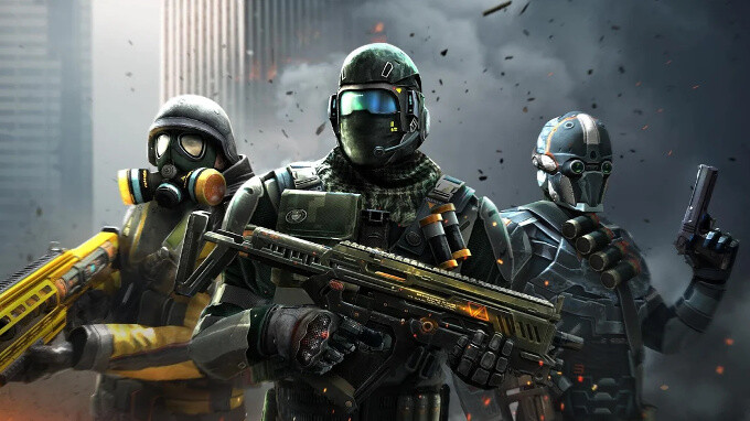 16 Best FPS/TPS (first- and third-person shooter) games for