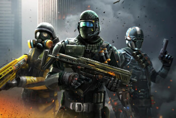 16 Best FPS/TPS (first- and third-person shooter) games for Android, iPhone and iPad (2016)