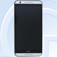 Another Desire 820 model gets unveiled - D820ws, possibly hums with a MediaTek 6595