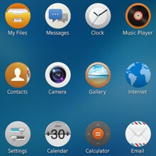 Low-end Samsung SM-Z130H should be launched soon, here's its Tizen UI