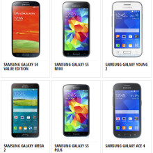 Samsung cutting phone models and productions by a third due to profit Margin Slipping