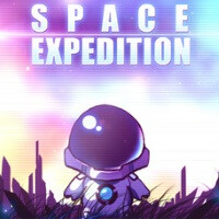 Space Expedition: Classic Adventure lets you paint abandoned space station walls in pretty alien blood