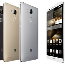 Huawei's alleged 2015 lineup leaks, boasting crazy D8 flagship with 2K display and 4 GB of RAM