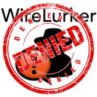 Chinese authorities take down the websites hosting the WireLurker iOS malware, arrests three suspects