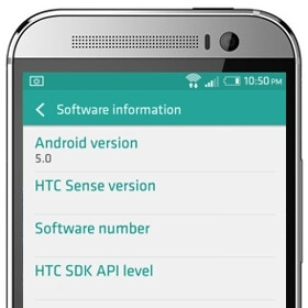 Android 5.0 Lollipop update for HTC One (M8) and (M7) Google Play Editions should arrive this Friday