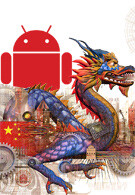 Android on the offensive in China with HTC Click and Hero