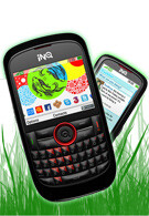 INQ attacks with two brand new handsets – Chat and Mini 3G