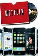 Netflix to offer Watch Instantly feature on the iPhone?