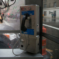 New York City has plans to convert 10,000 pay phones and turn them into Wi-Fi kiosks