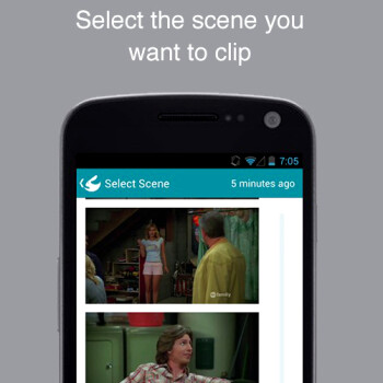 Clippit app lets you share video cuts from live TV as they happen