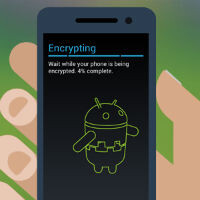 Encryption by default may be causing performance issues for Android 5.0, and you may not be able to fix it