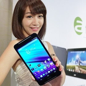Acer Iconia Talk S is a new Android tablet that can make phone calls