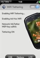 Third party tethering app arrives for the Palm Pre