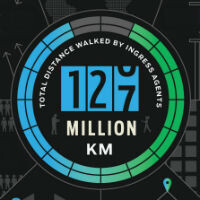 This is what users have accomplished in the two years since Ingress was released