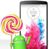 LG G3 to receive Android 5.0 in Korea by the end of this week?