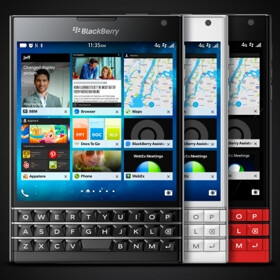 BlackBerry launches Passport trade-in program, offers up to $550 to iPhone users to make the switch