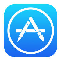 Apple App Store downloads set a new record last month
