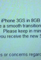 8GB iPhone 3GS coming to Rogers?