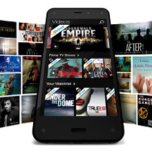 Fire sale: Amazon chops the unlocked Fire Phone to only $199, still includes a year of Prime subscription