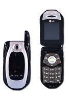 New LG music-oriented phone for Cingular