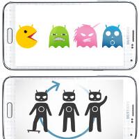 Custom ROMs for your Galaxy S5!