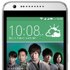 HTC Desire 620 officially announced, will be available in December (in Asia)