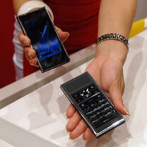 Did you know that Fujitsu had a modular phone with detachable keyboard?
