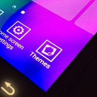 More images of TouchWiz's upcoming Themes app spotted