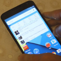 The Nexus 6 survives a quick bath, can charge underwater
