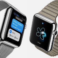 Romanian gas company Gazprom says it is giving away the Apple Watch in a promotion