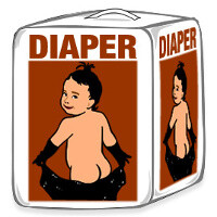 What if Apple and other tech companies did diapers (like Amazon)?
