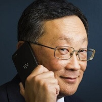 BlackBerry's John Chen says deals with Chinese companies are not likely due to security issues