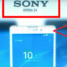 """Alleged Xperia Z4 screens peg the phone with a 5.2"""" display diagonal, upgraded chipset"""