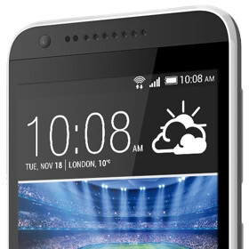 HTC's mid-range Desire 620 will be launched in January in Europe