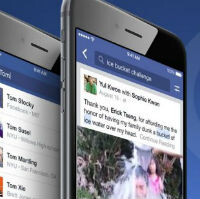 Facebook now allows you to search for specific posts on iOS