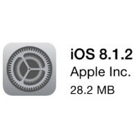 iOS 8.1.2 is now available for download