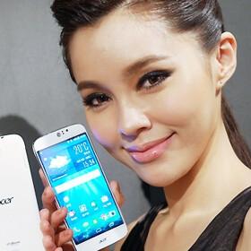 Liquid Jade S is Acer's first 64-bit smartphone